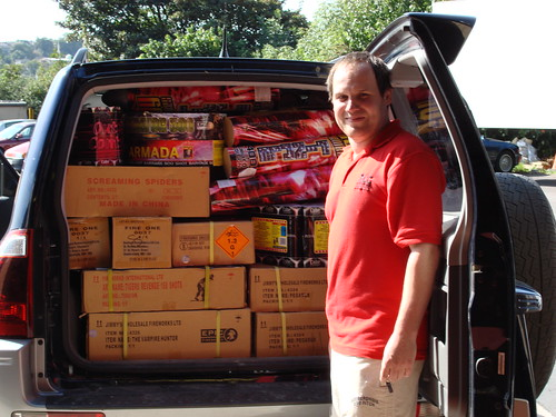 Now thats what I call a boot load of Fireworks. | by EpicFireworks