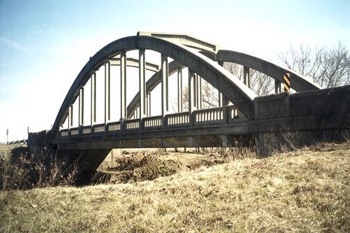 bridges highways kansas us160