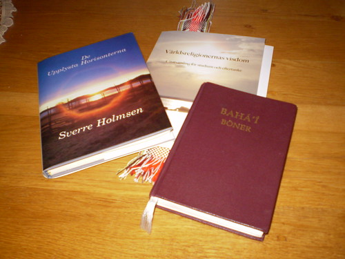 Bahá'í böcker   by The Akermarks