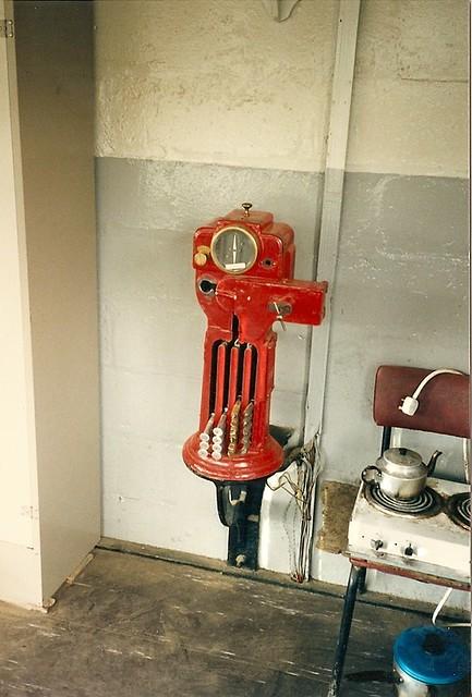 IR0004 Birdhill Signalbox, Staff apparatus