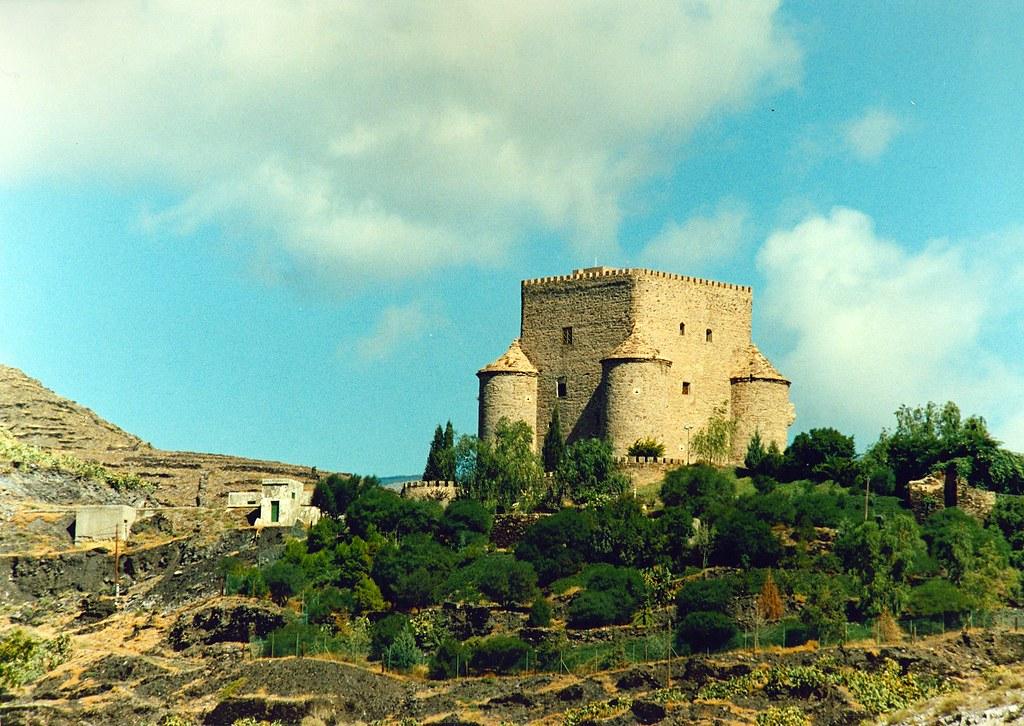 Castillo Almería