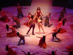 Carmina Burana, National Dance Company, Mexico   by ~*Bomba Rosa*~