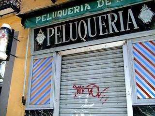 Peluquería de Chamberí_Madrid_2008 | by Enrique Fidel