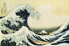 La gran ola de Kanagawa (神奈川沖浪裏) | by nyatsuki