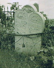 Coonrod (Conrad) and Catherine Best at the Best Cemetery in Bayham Twp. | by Elgin OGS