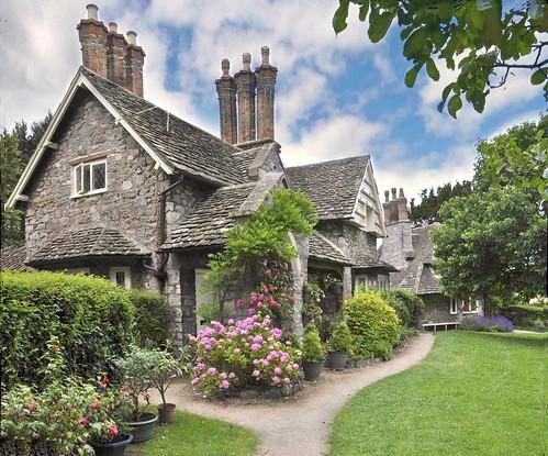 Double Cottage Blaise Hamlet