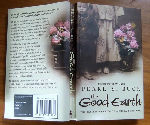 The Good Earth by Pearl S. Buck (t1)   by Gwydion M. Williams