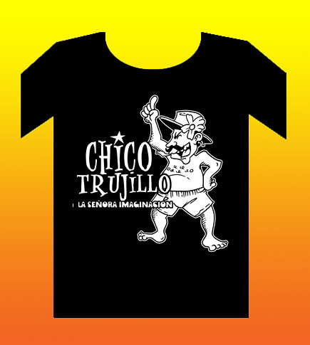 Diseño Polera Chico Trujillo Guido Salinas Guidocomics Gmail Com Flickr
