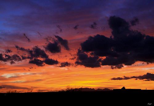 sunset arizona az arizonapassages