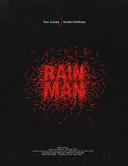 Rain Man | by Olly Moss