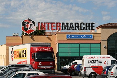 Intermarché centre (ORANGE,FR84) | by jean-louis zimmermann