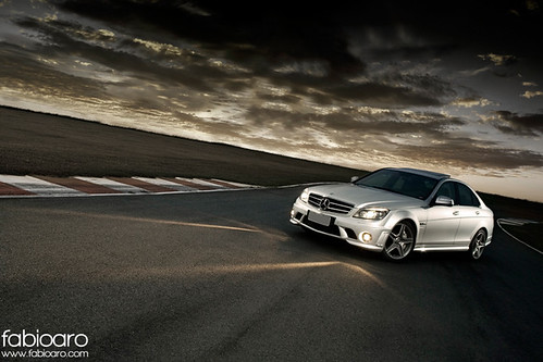 Mercedes-Benz C63 AMG | by Fabio Aro