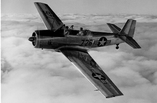 Fairchild : YT-31 (XNQ-1) | by San Diego Air & Space Museum Archives