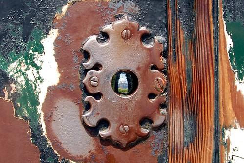 Aventine keyhole | by VT_Professor