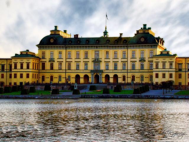 Stockholm, Sweden 064 - Drottningholm palace