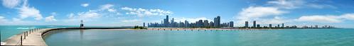 North Avenue Beach, Chicago IL | by Herkie