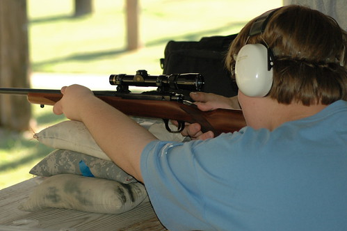 .22 rifle | by Bruce's Pictures 2008