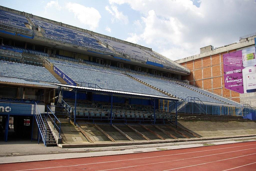 Stadion Maksimir Zagreb Dinamo Zagreb En Wikipedia Org W Flickr