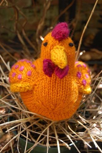 Hettie the Chicken