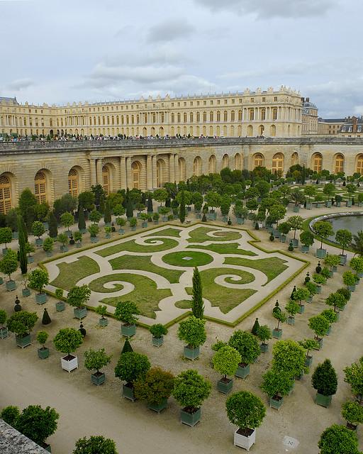 Orangerie - Versailles
