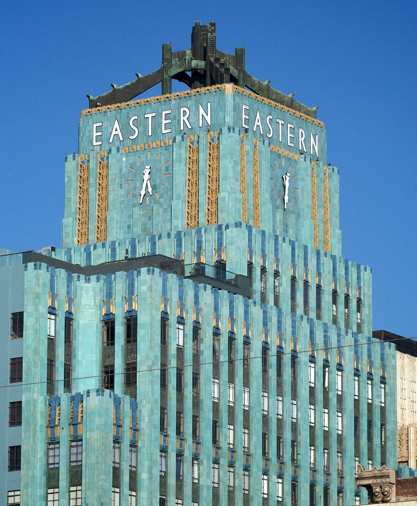 Eastern Columbia Building by Job Garcia