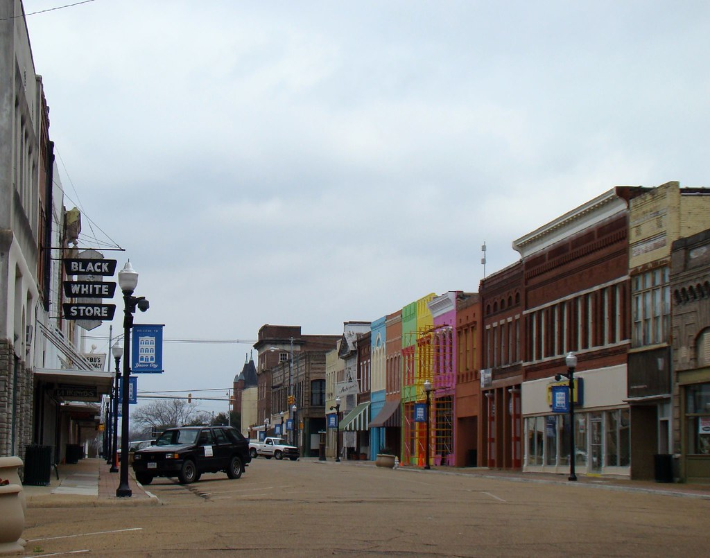 Yazoo City Business District