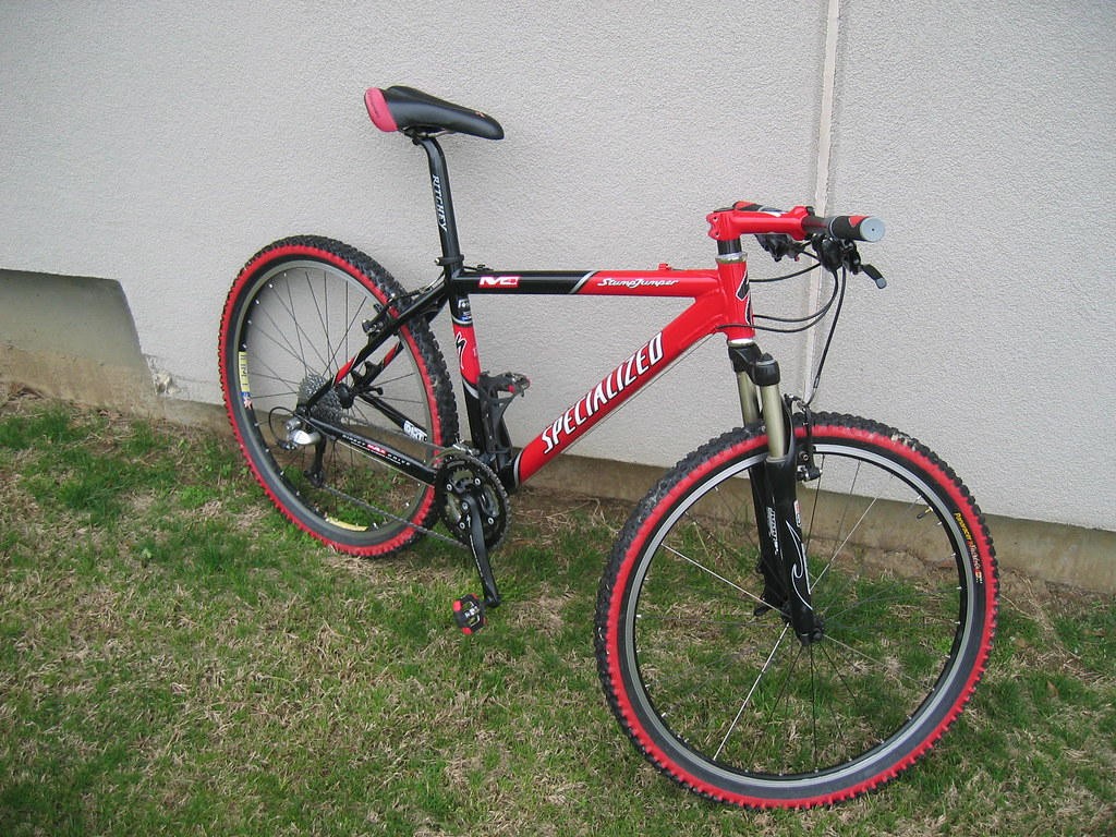 2001 Specialized Stumpjumper | T Smith | Flickr