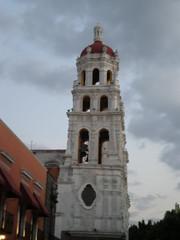 Puebla ~ la Compañia ~ Templo del Espiritu Santo