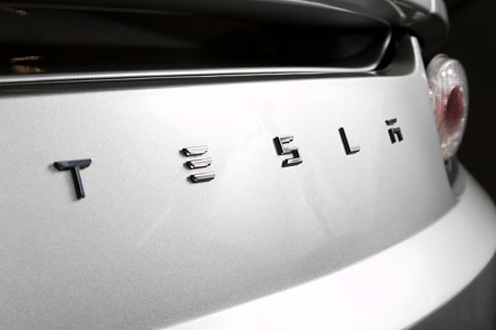 Tesla back | by Bernie Goldbach