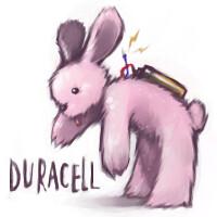 Duracell Bunny | by skim-milk