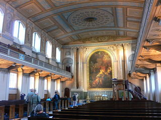 The Chapel at Greenwich Navel College | by heatheronhertravels