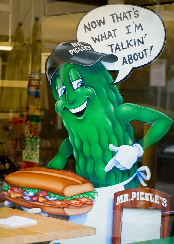 mr pickles