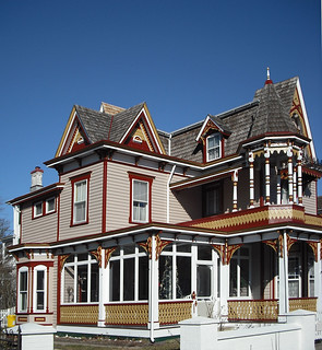 Victorian House in Cape May, New Jersey | by thumeco