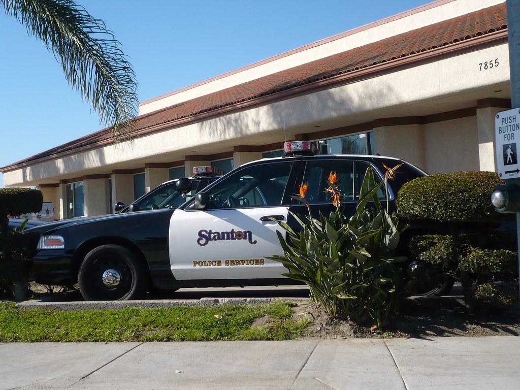 Orange County Sheriff City Of Stanton | Mike | Flickr