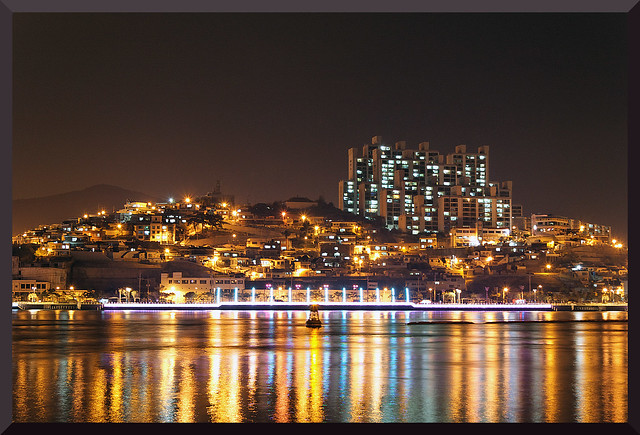 Yeosu-Harbour-Korea #2
