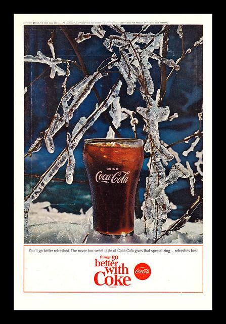 Coca-Cola, 1964