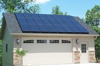 Lancaster, NY residential solar installation | by Solar Liberty