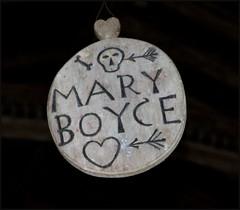 I ? Mary Boyce