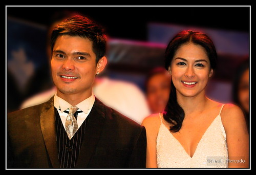 Dingdong Dantes and Marian Rivera - As promised to the ...