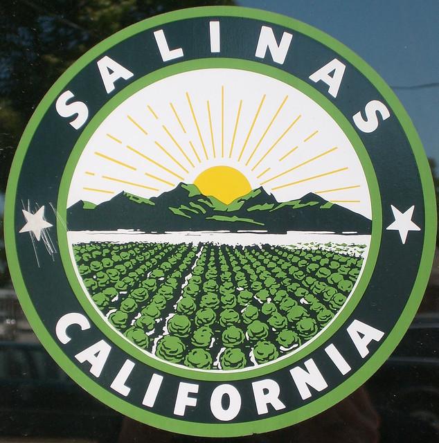 Squircle - Salinas, CA sign