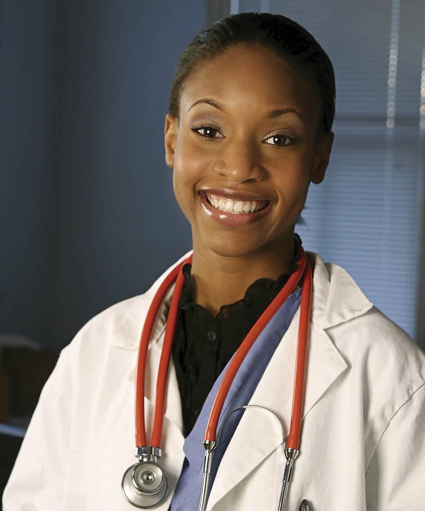 Doctora negra | Imanat abonos | Flickr