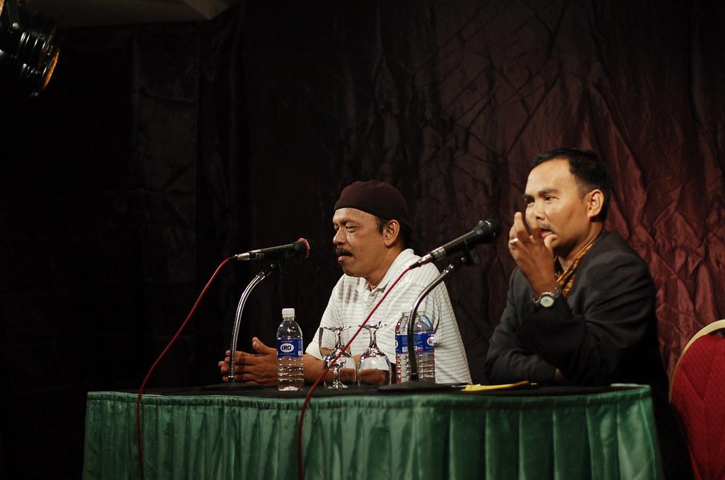 Teater Monodrama 'Jual Ubat' - Khalid Salleh #26