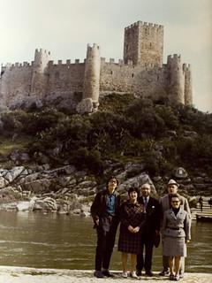 CASTELO DE ALMOUROL EM 6 DE MAIO DE 1972
