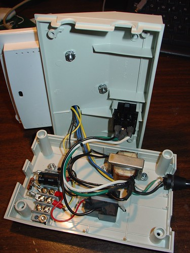 Space Heater Controller - Inside   by mightyohm