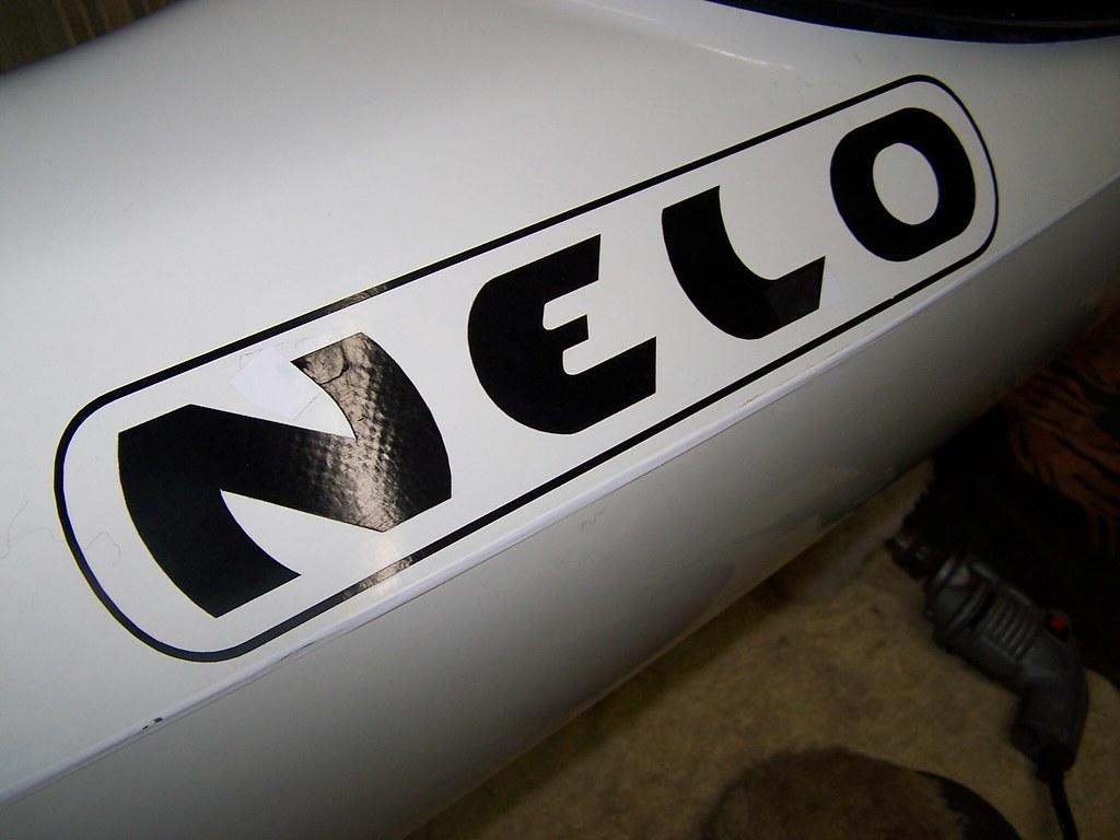 Nelo Kayak | Nelo Vanquish I | ::Lenny:: | Flickr