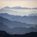 Crestas y valles