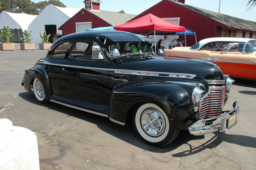 1941 Chevy Coupe | howard gribble | Flickr