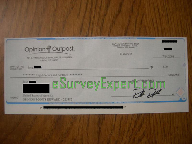 Opinion Outpost Check 4 | I am an expert who can guide you i