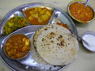 Special Veg. Meal Rs.45 (Thali) | by kawanet