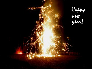 Happy new year!! I'm back.. | by Frapestaartje